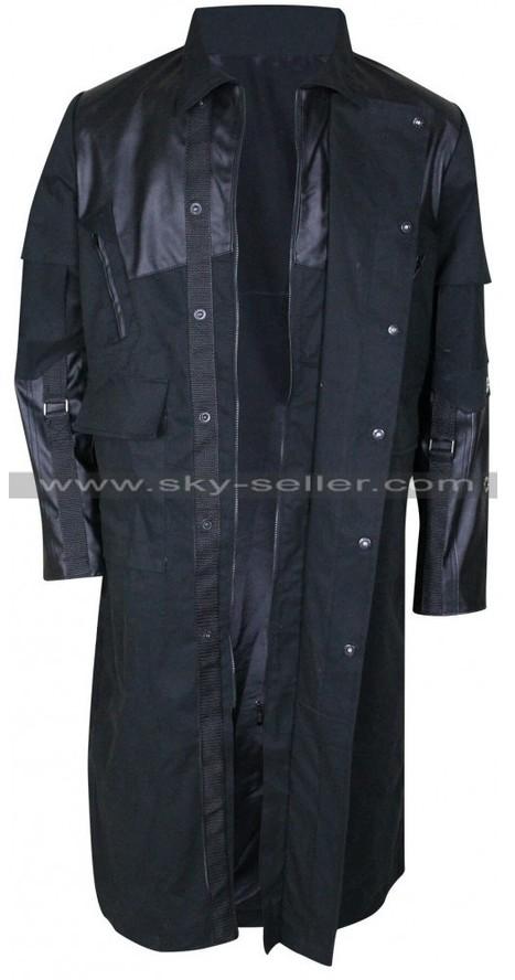 Deus Ex Mankind Divided Adam Jensen Coat   Sky-Seller : Men Leather Jackets   Scoop.it