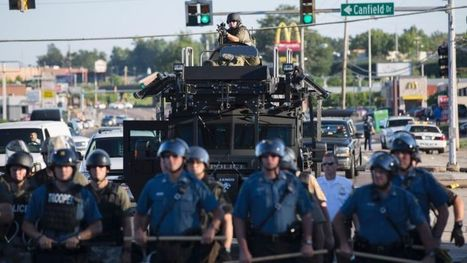Outrage as military vehicles, equipment taken from officers in wake of Obama order | Fox News | Criminal Justice in America | Scoop.it