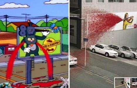 5 Real-Life Events Predicted by Simpsons Jokes | Subliminale | Scoop.it