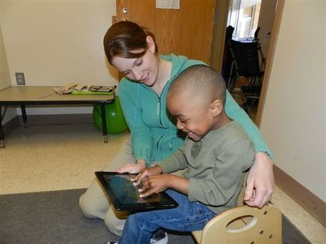 iPad and Skills - Not Just A Cool Toy | children and design research | Scoop.it