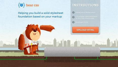 10+ Astounding Examples of Landing Page Designs | Designrazzi | Premium Themes Download | Scoop.it