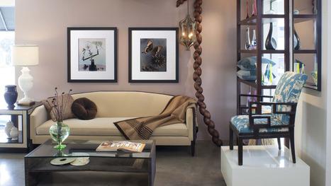 A-List Interior Designer Michael Berman Opens Bronze Studio   In the World of Design   Scoop.it