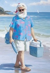 Cool Beach Santa Says, GET READY - Ecommerce Holiday Checklist | Ecom Revolution | Scoop.it