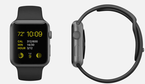 WSJ: Apple delayed big health ambitions for smart watch launch | Digital Pharma | Scoop.it