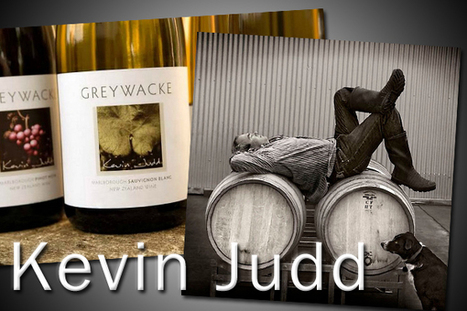 Kevin Judd: Wine influential New Zealander   All Things Wine and Food!   Scoop.it