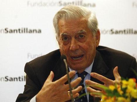 Vargas Llosa: La lectura debe ser instrumento contra el subdesarrollo | Formar lectores en un mundo visual | Scoop.it