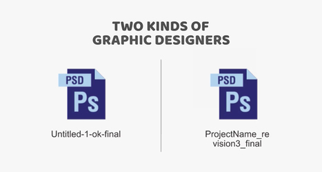There Are Two Kinds Of Graphic Designers, Which One Are You? | DigitalSynopsis.com | Scoop.it