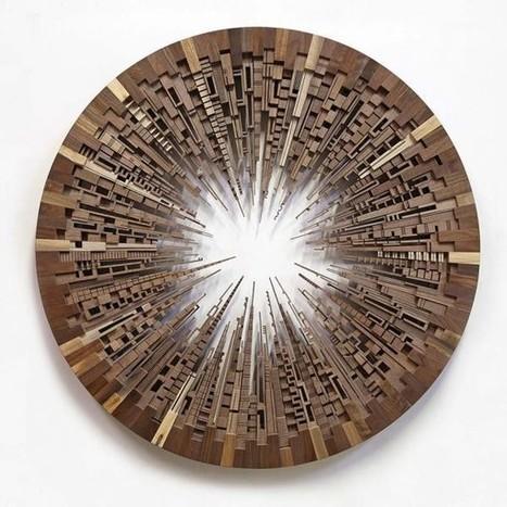 Exposition Knock On Wood à la Galerie Magda Danysz | SCULPTURES | Scoop.it