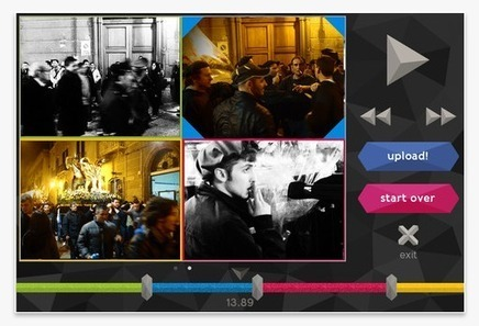 Automatically mixing video from multiple users at the same location – | pixels and pictures | Scoop.it