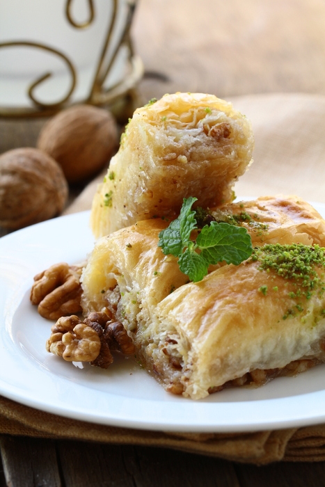 How to Make Baklava   On the Plate   Scoop.it