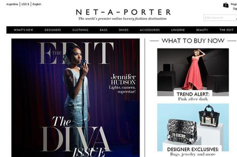Conocé las mejores páginas web para comprar ropa de lujo y sus descuentos - Revista Ohlalá!   Tus compras inteligentes   Scoop.it