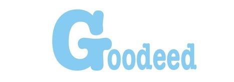 Goodeed invente le concept du don gratuit! - You Make Me Share | Consommation collaborative | Scoop.it