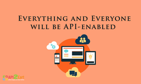 Axiom #1: Everything and Everyone will be API-enabled | API Integration | Scoop.it