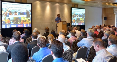MEI Blog: Comminution '14 Conference Diary | SELFRAG | Scoop.it