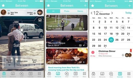 Between : un réseau social réservé aux couples... | ESocial | Scoop.it