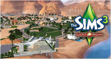 New Sims 3 World: The Sims 3 Lucky Palms! | *Igrice* | Scoop.it