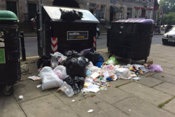 Brian Monteith: Bins are Edinburgh's Disgrace these days | Today's Edinburgh News | Scoop.it