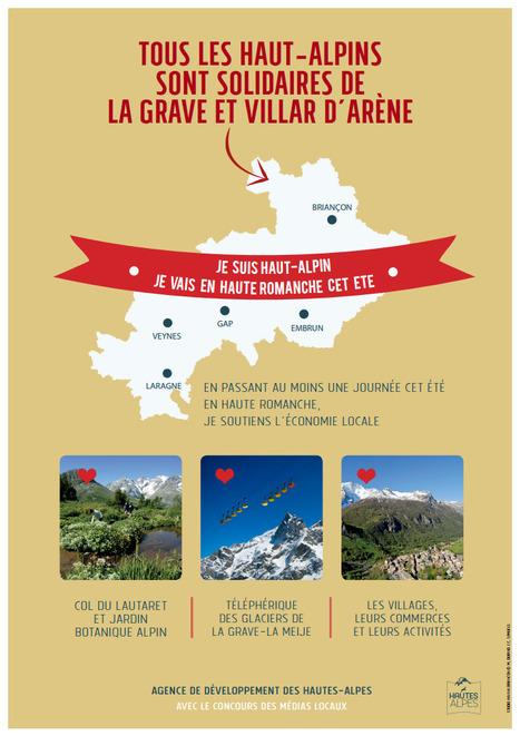 Tous les hauts-alpins sont solidaires de La Gra...   Montagne - Culture et Société   Scoop.it