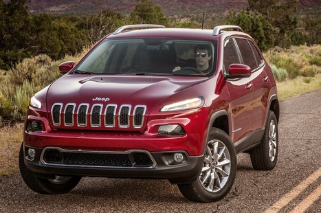 Jeep Lovers Blog: The New Sleeker Jeep Cherokee Proving Critics WRONG | All Things New Jersey | Scoop.it