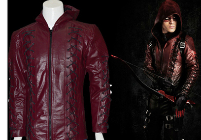 New Arrival: The  Arrow' Season 3 Leather Jacket | leather Craze | Scoop.it