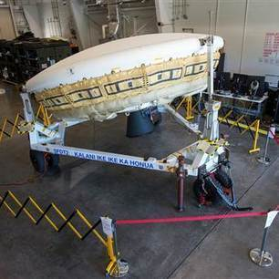 High Pacific Waves Keep NASA's Flying Saucer Grounded in Hawaii - NBCNews.com | Hawaii's News @ Twitter Speed! | Scoop.it