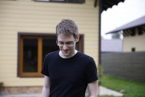 Selon Edward Snowden, « Laissez tomber Dropbox, Facebook et ... - Le Journal du Geek | Stephane Favereaux | Scoop.it