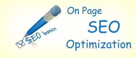 On Page SEO - How To Optimize Your Content For The Search Engines   Internet Marketing   Scoop.it
