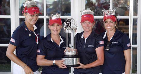 Stats & Facts - Volumel 31 - Final 2016   LPGA   Scoop.it