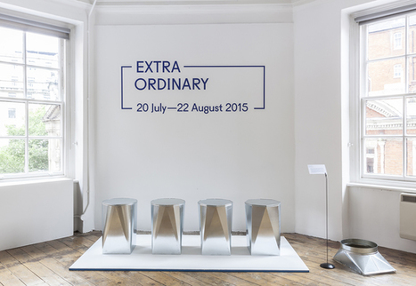 The Aram Gallery | Extra Ordinary | design exhibitions | Scoop.it