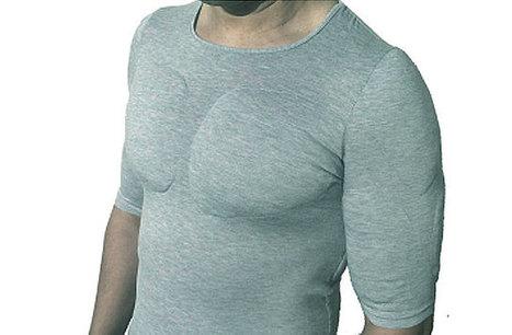 Un t-shirt en mousse pour paraître plus musclé — WTF mode - madmoiZelle.com | My Tendance Company | Scoop.it