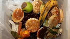 Cutting food and carbon waste-lines for healthy climate