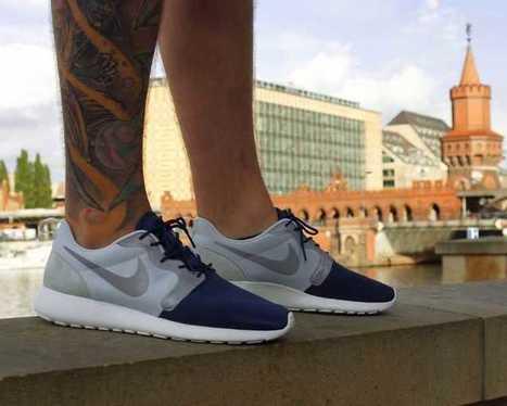 Réduction Sast Nike Roshe Run 2014 Homme Bleu Parcourir La Vente En Ligne   Nike Roshe Run   Scoop.it