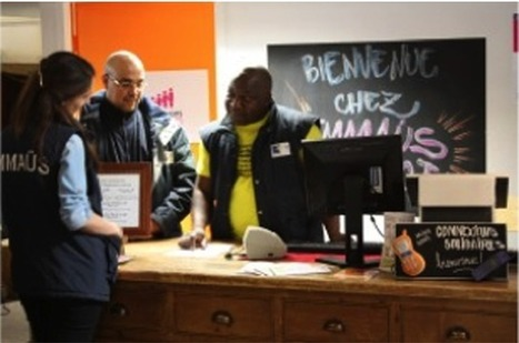 A Lesson In Partnering Up For The Greater Good: Corporations Assist NGO In Employing The Homeless | Innovation Unsectored | Scoop.it