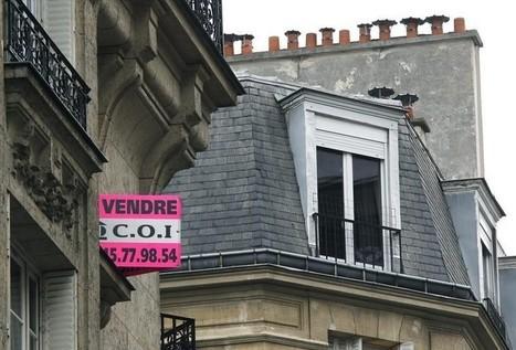 Hausse de 0,2% des prix des logements anciens au 1er trimestre | Marché Immobilier | Scoop.it