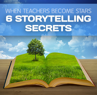 When Teachers Become Stars: 6 Storytelling Secrets   Create: 2.0 Tools... and ESL   Scoop.it