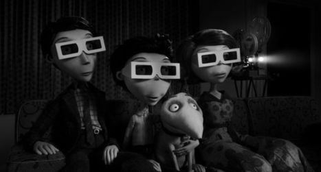 Frankenweenie : Tim Burton nous livre une part de son enfance - Unification France | Be Bright - rights exchange nouvelles | Scoop.it