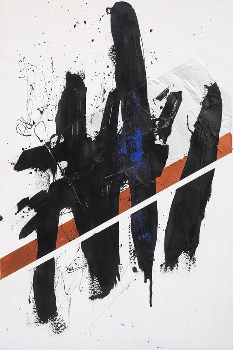 Asmae Bennani, hymne à l'abstraction émotive | #lyrique en art | Scoop.it