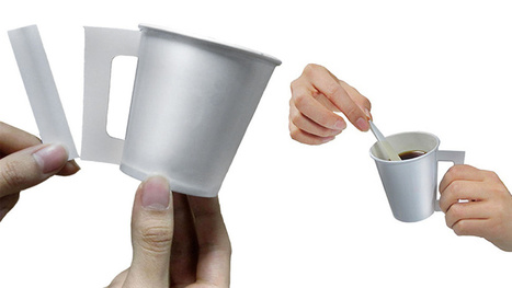 Someone Finally Made a Better Paper Coffee Cup | News we like | Scoop.it