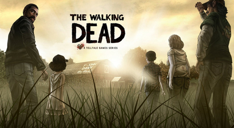 The Walking Dead farm ps3 game - Game HD Wallpaper   HD Games Wallpapers   Scoop.it