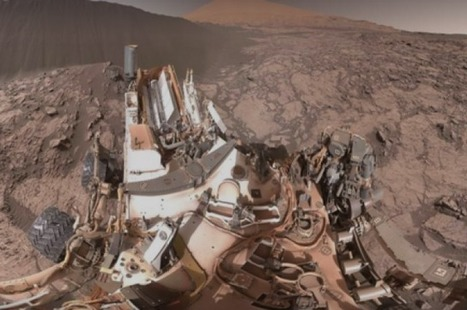 NASA Releases Awesome 360-Degree Interactive Video Of Mars | IELTS, ESP, EAP and CALL | Scoop.it