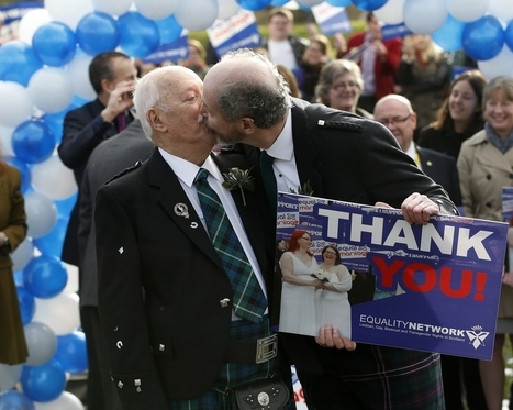 Scotland Legalises Marriage Equality | Coffee Party Equality | Scoop.it