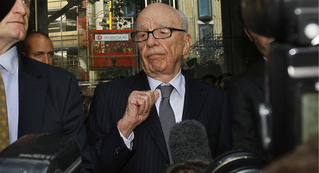 Rupert Murdoch pivots to damage control - Politico | Crisis Communications and Social Media | Scoop.it