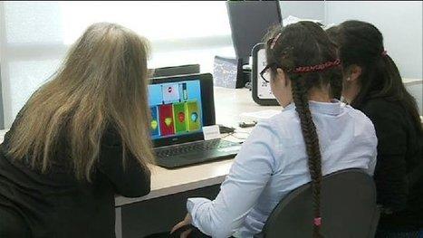 Une start-up niçoise crée un logiciel de lecture pour autistes - France 3 Côte d'Azur | La technologie au collège | Scoop.it