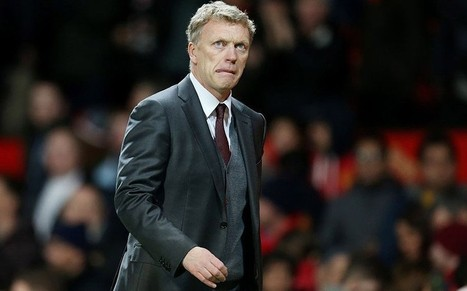 Manchester United manager David Moyes sees tenure marked by £220m being wiped off stock market valuation - Telegraph | Innovation and Execution and Other | Scoop.it