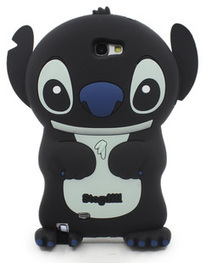 3D Stitch Silicone Back Case cover for SAMSUNG N7100 Galaxy Note2 II -Black   here are some good goods form tobuygoods   Scoop.it