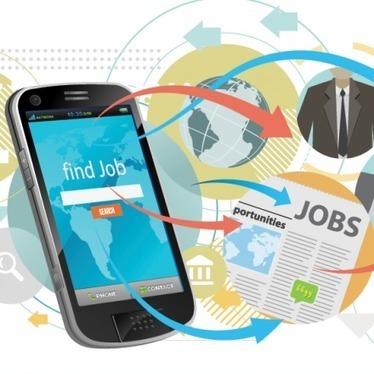 La recerca de feina es passa al mòbil | SOM - Com buscar feina | Scoop.it