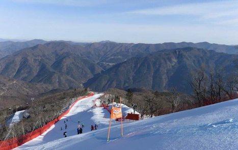 JO 2018 : la montagne française dans les bagages du ministre des Sports en Corée | Actus et économie de la montagne | Scoop.it