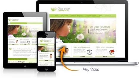 Chiropractic Websites That Produce New Patients For Chiropractors | Web Development | Scoop.it