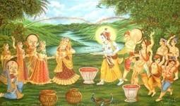 Legend of Radha and Krishna - Happy Holi 2014 - Holidays Celebration | Festival Holidays | Scoop.it