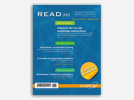 Revista de Educación Abierta y a Distancia en México. Vol. 1, núm. 1 (2013) | As TIC e a educação do séc.XXI | Scoop.it